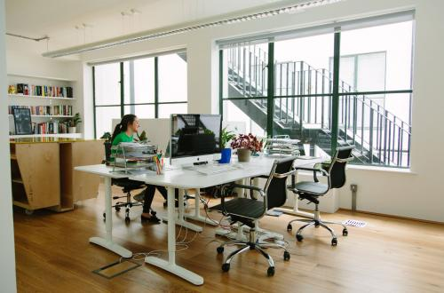 Brand New Office Space between Shoreditch & The City