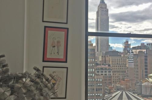 Terraced Offices in NYC - Spectacular Views of Midtown Manhattan