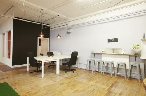Trendy Office in Shoreditch