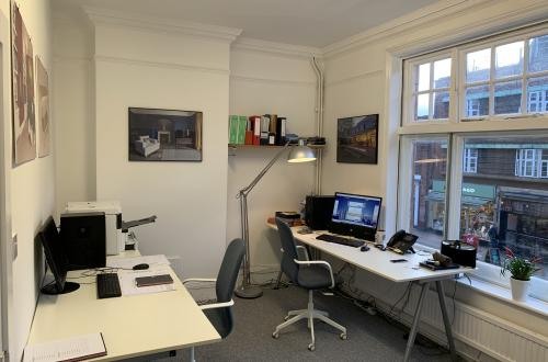 Shared office in the heart of Surbiton.