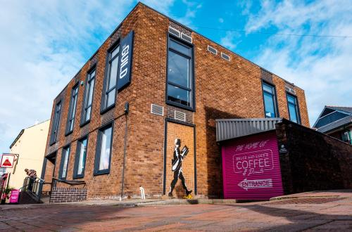 Modern coworking space in the heart of Carlisle. Join our friendly community and boost your productivity.