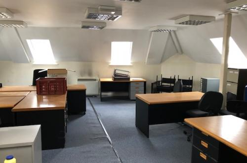 Spacious office in Crawley Town Centre