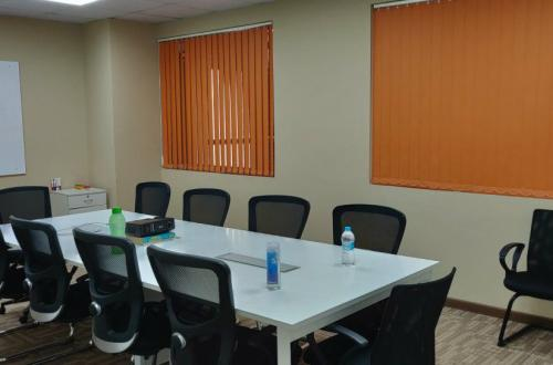 FULLY FURNISHED PLUG AND PLAY  SHARED WORKING SPACE IN WHITEFIELD BANGALORE IN BUSINESS PARK