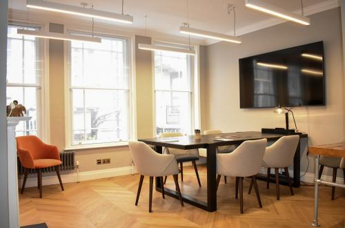 Amazing 1000 sq ft, High Spec Office Space in the Heart of Buzzing Soho, London.