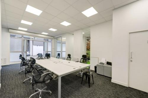 Cool office space in Bermondsey