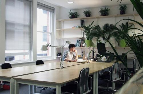 Soho desk spaces with generous discount for multiple desks