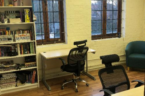 Fully furnished Deskspace North London