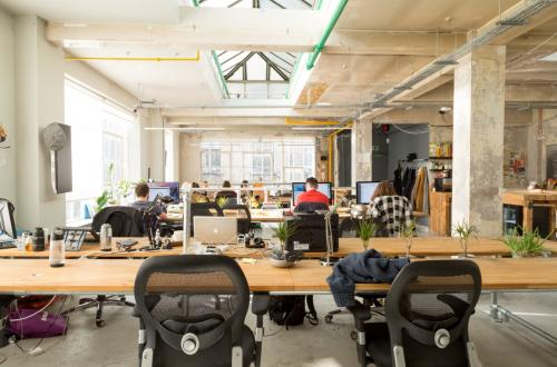 Farringdon's independent office & co-working space