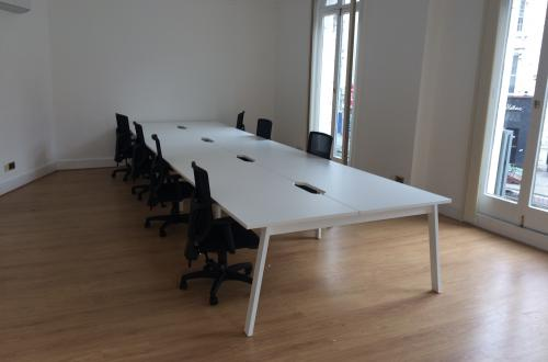 Creative Studio Desk Space or Entire Office for up to 10 people - 3 minutes from Tottenham Court Road