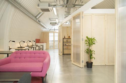 Desk and Private Office Space available in Creative Coworking Space, Elephant & Castle London