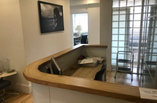 Bright spacious office Mayfair, London