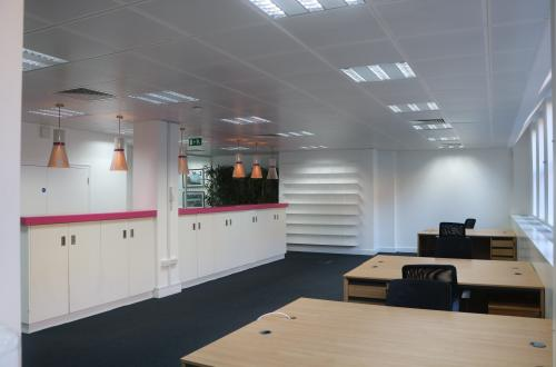 Modern shared office available in Westminster