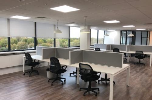 Co-working office space in Twickenham