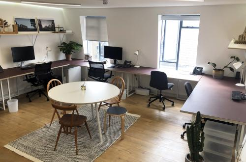3 Desks to Sublet / Rent - Covent Garden WC2 - Shared Office Space - 3 month minimum