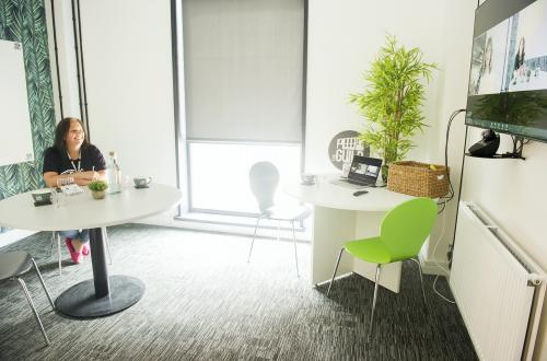 Meeting Room | Video Conferencing | Coworking at The Guild copy