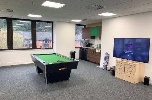 Redhill, Surrey desks available in fantastic office