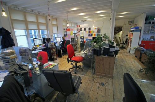 Creative Deskspace in  the heart of Soho