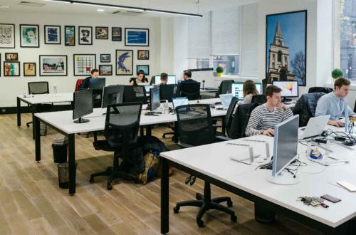 Office Space to Rent in Buzzing Office Based on Old St Roundabout