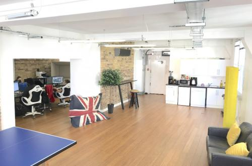 Modern, bright & spacious office space in Farringdon, London