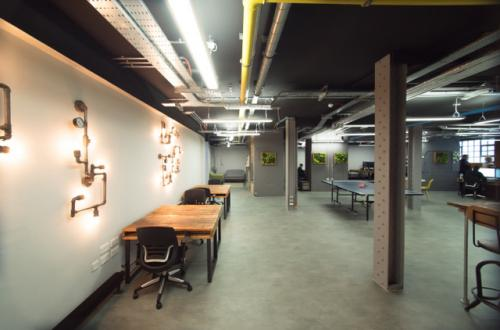 4 - 10 desks in fun Clerkenwell Office
