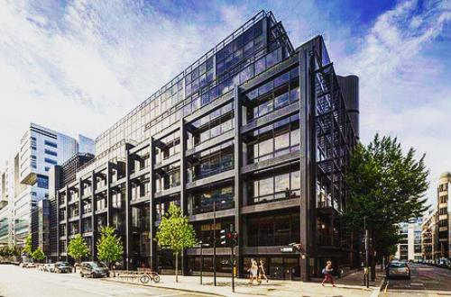 Cool Office Space Next to Liverpool Street Station