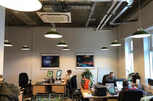 Up to 3 desks available in Tileyard Rd, Kings Cross