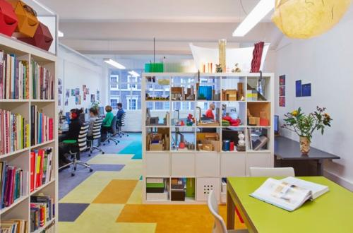 Desk Spaces in a Bright and Airy Shared Studio in Islington