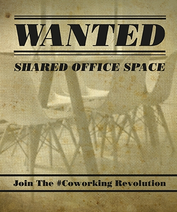 Shared Office Space Is In Demand