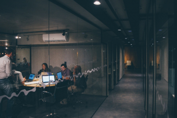 Coworking Security: Open, Collaboration Space Doesn't Mean Open Security